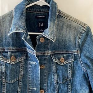 Gap Jean jacket (small)